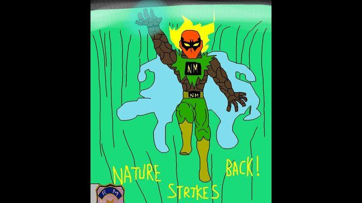 NATURE STRIKES BACK!!!!