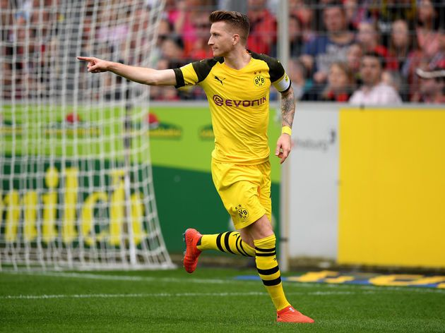 Sc Freiburg 0 4 Borussia Dortmund Report Ratings Reaction As Bvb Close Bundesliga Gap To 1 Point Bvb Borussia Dortmund Bundesliga
