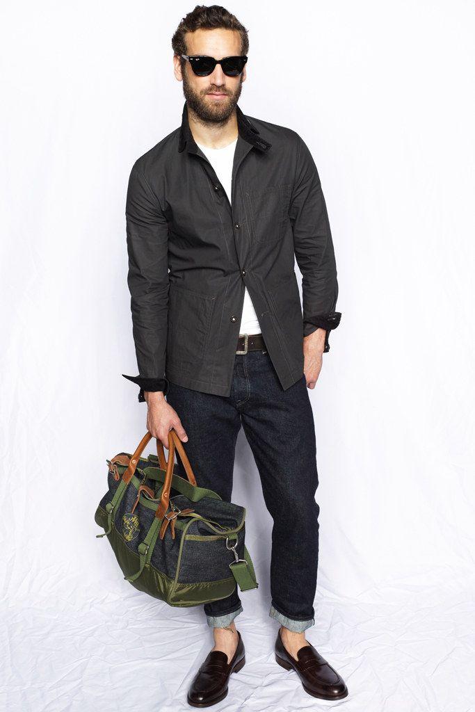 J.Crew Spring 2012 Menswear Fashion Show