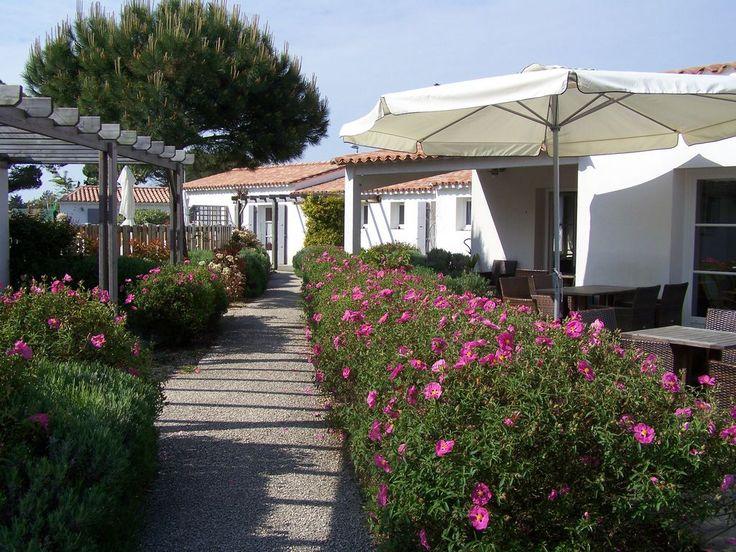 Hôtel La Villa Passagère - Le Bois Plage en Ré (île de ré), FRANCE