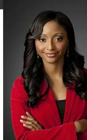 Awesome Sierra Leonian Isha Sesay CNN News Anchor Part 6