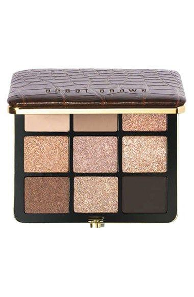 Gorgeous eye shadow palette #bobbibrown