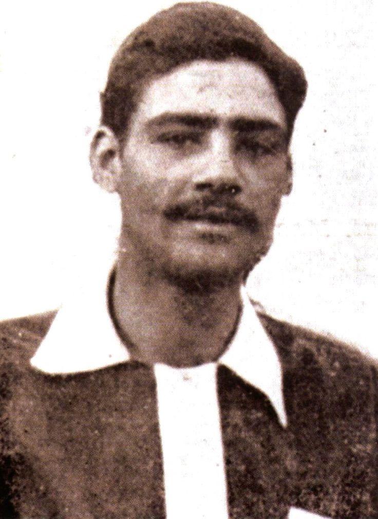 Cosme Damião, nos seus tempos de jogador