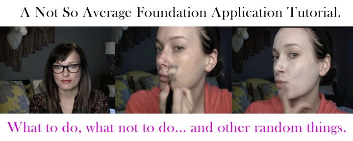 Tutorial: Your Not So Average Foundation Application Tutorial