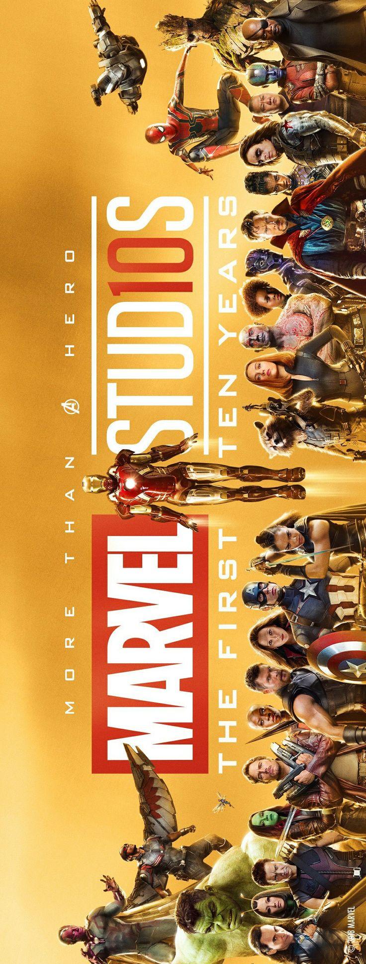 Marvel Studios - The First Ten Years