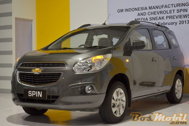 Chevrolet Spin Diesel Bisa Pakai Bahan Bakar Diesel Indonesia #AutoNews