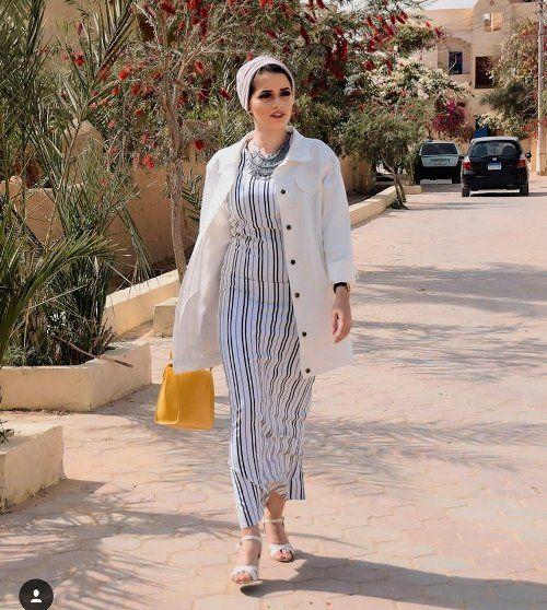 d771768cc14 Hijab fashion ideas for Easter – Just Trendy Girls Hijab Fashion Summer