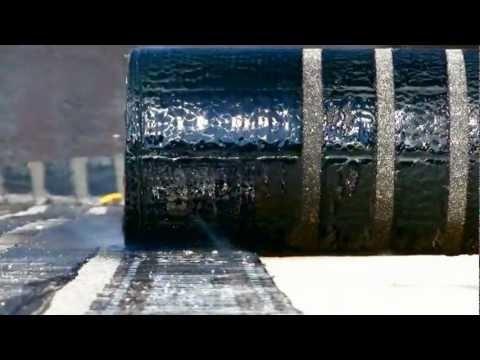 Flat roofing - Waterproofing elastic/ rubberized bitumen SBS
