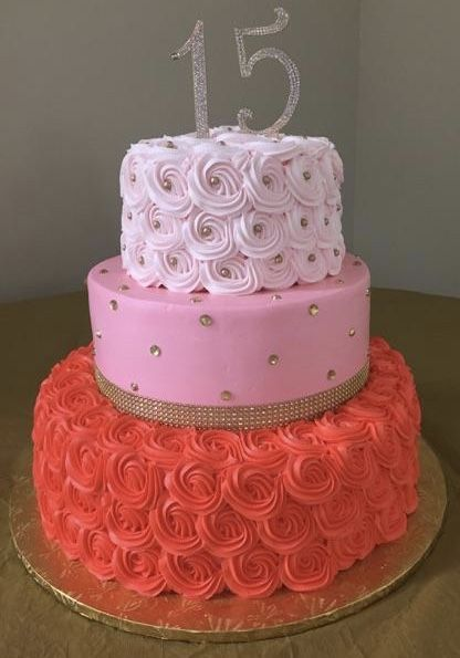55 best Sweet 16 Quinceanera Cakes images on Pinterest