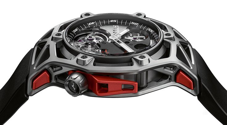 Racing ahead - Ferrari celebrates 70 years with Hublot chronograph |