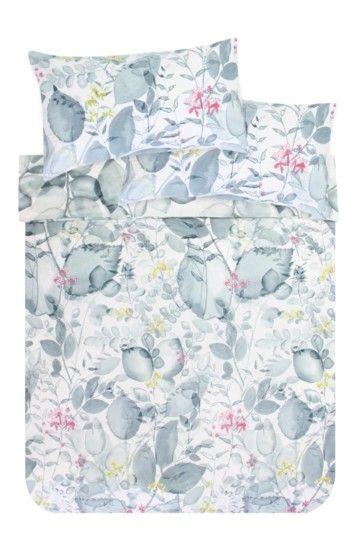 Botanical Printed Duvet Cover Set