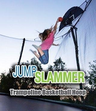 Basketball Goals for Trampolines