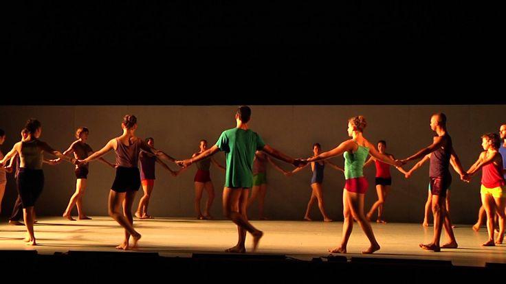 Sadeh21 by Ohad Naharin and Batsheva Dance Company (1:10-1:21... BAM!)