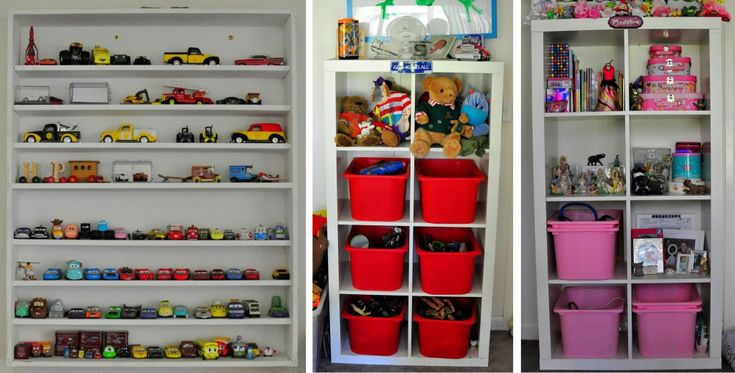 organising toys