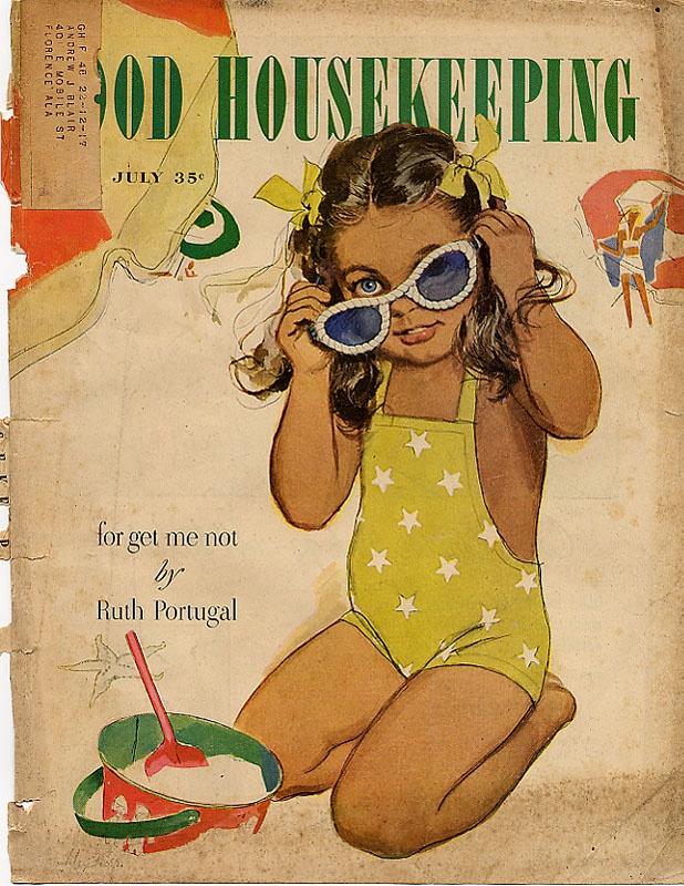 Les années 50 ou comment devenir une bonne ménagére…