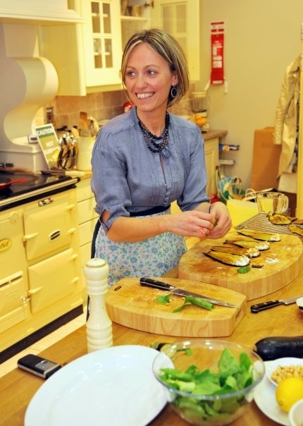 AGA spotted on the Create channel: Clodagh's Irish Food Trails takes viewers on a culinary journey across the Emerald Isle