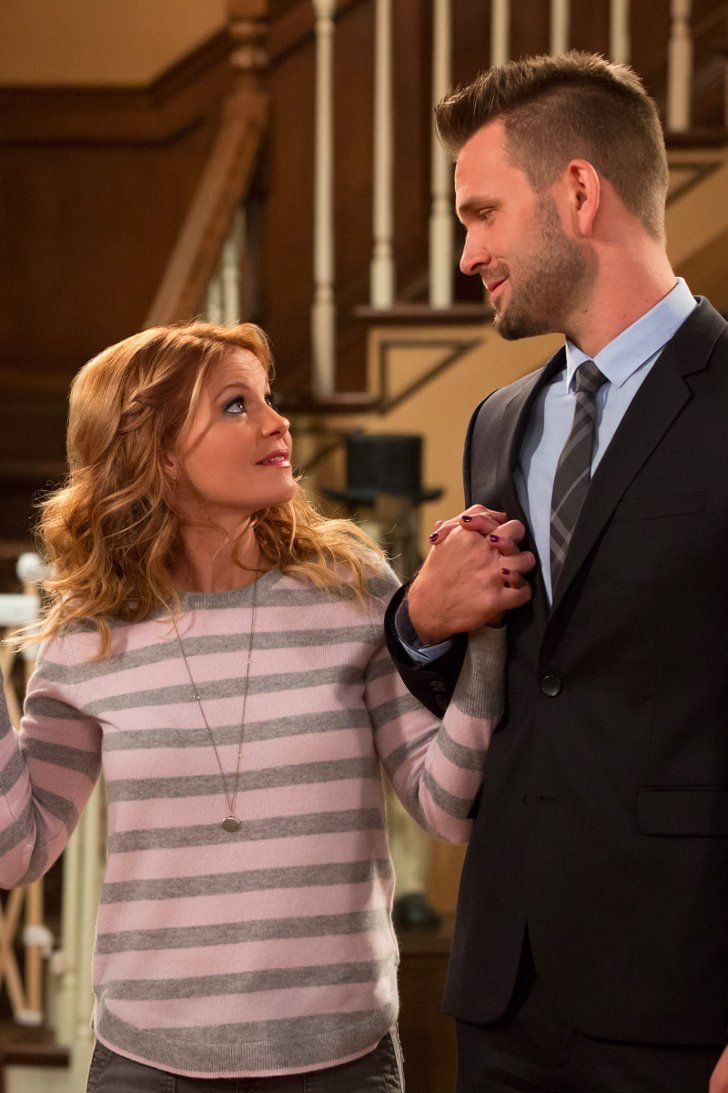 fuller house d j s love life gets even more complicated this season full house and house