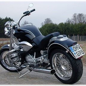 So verdammt schlank, ich habe es auf Chromeheads.org bekommen, Benutzername Dlove. #sleek #BMW #Mot …   – BMW R1200C
