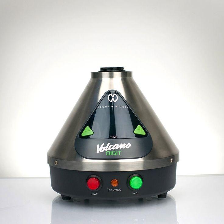 Volcano Vaporizer - Digital, Solid Valve: £359.96