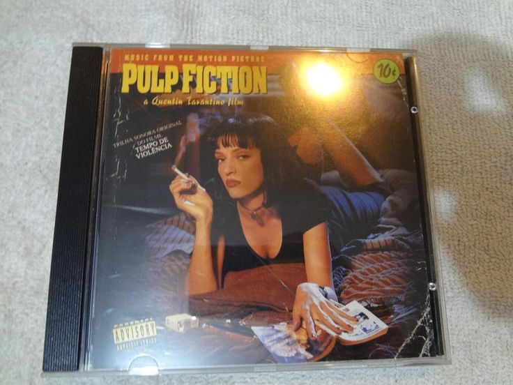 Pitucat Acessórios: Pulp Fiction Music From the Motion Picture OST CD USADO Urge Overkill Dick Dale & His Del-Tones Kool & The Gang Al Green Ricky Nelson Quentin Tarantino Bruce Willis John Travolta Uma Thurman Tempo de Violência Samuel L Jackson