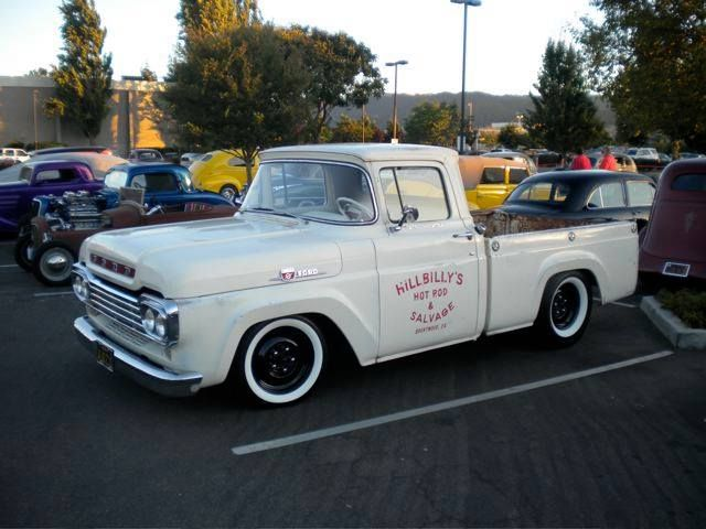 Pin By Bernard Westrup On Cool Trucks Vintage Pickup Trucks Ford Trucks Cool Trucks