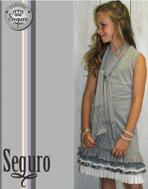 Seguro jurk Ice Cold - Kieke-boe