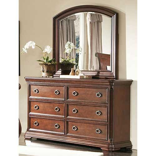 Carolina Kitchen Largo: Largo Marseille Dresser And Mirror LA-B8610-10-20