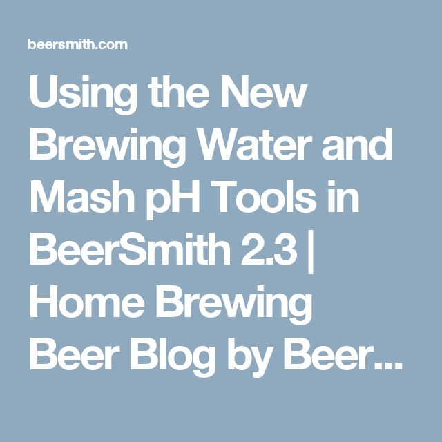 ‎BeerSmith Mobile Home Brewing on the App Store
