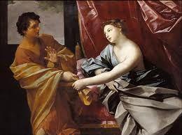giuseppe e la moglie di putifarre