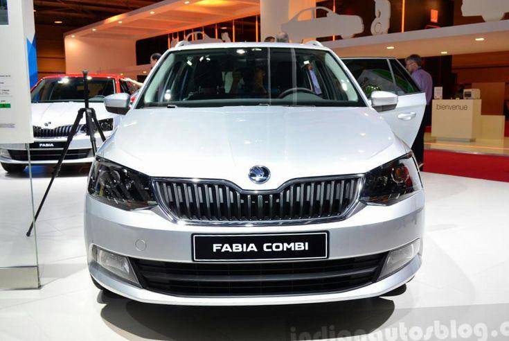 Skoda Fabia Combi lease - http://autotras.com