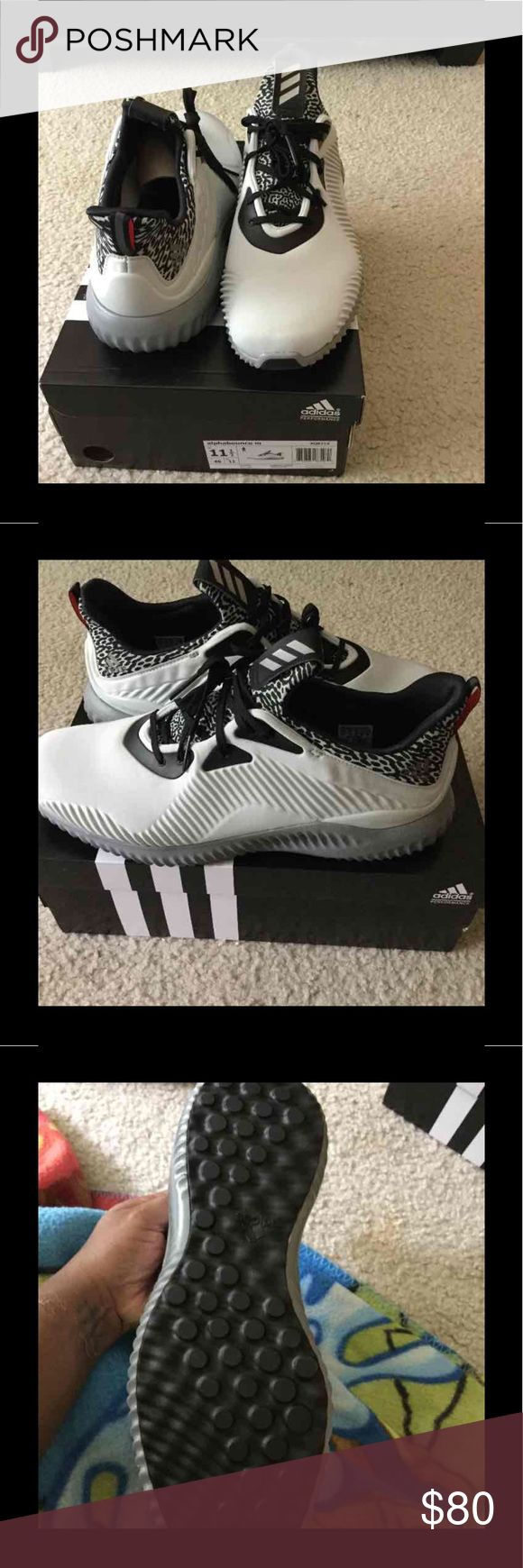 Men's alphabounce Brand new Shoes Sneakers