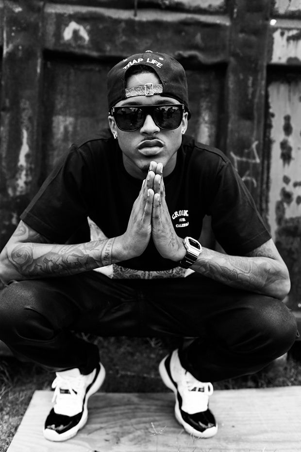August Alsina is one of my favorite singers