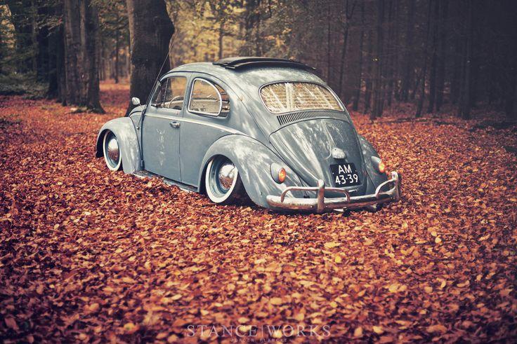 Rick Tolboom S Bagged 1959 Volkswagen Beetle Stanceworks