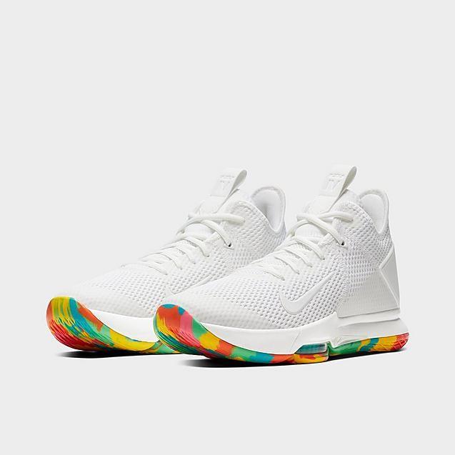 Men's Nike LeBron Witness 4 Basketball Shoes   Finish Line ...