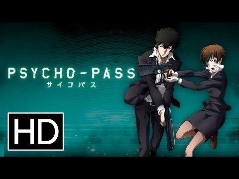 PSYCHO PASS de Naoyoshi Shiotani