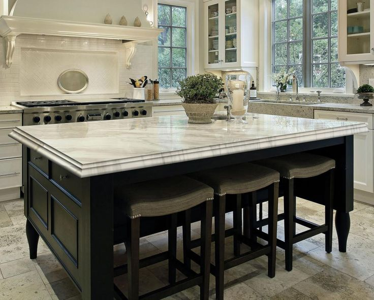 Countertop Edge Options : Countertop Edges on Pinterest Granite edges, Countertop options ...