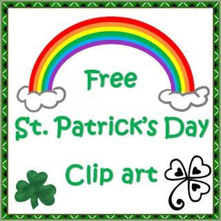 FREEBIE from Nylau0027s Crafty Teaching: St Patricku0027s Day Clip Art