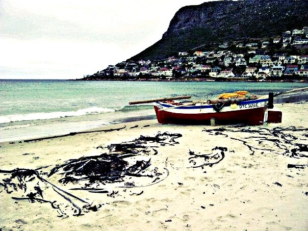 Fish Hoek Beach  Cape Town