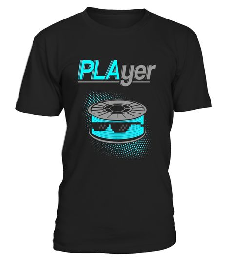 """# Mens 3D Printing Shirt PLAyer PLA ABS Filament T-Shirt .  Special Offer, not available in shops      Comes in a variety of styles and colours      Buy yours now before it is too late!      Secured payment via Visa / Mastercard / Amex / PayPal      How to place an order            Choose the model from the drop-down menu      Click on """"Buy it now""""      Choose the size and the quantity      Add your delivery address and bank details      And that's it!      Tags: Are you a PLAyer? Perfect…"""