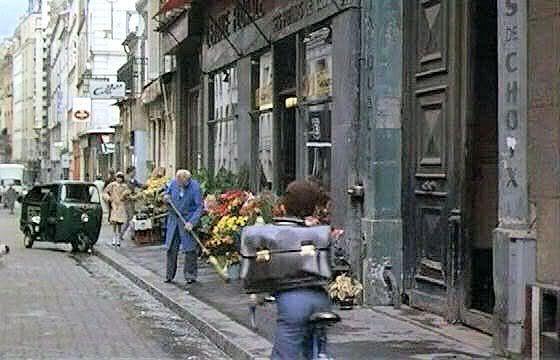 Lambretta Li175 Series 2  in 'Diabolomenthe' / 'Peppermint Soda' Movie - 1977