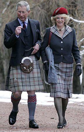 Charles and Camilla all dressed up in kilts!: Balmor Tartan, Il Tartan, British Royalty, Royals Hats Cornwall, Prince Charles, Jaunti Hats, Tartan Plaid, British Royals, Royals Families