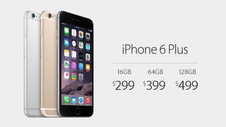 iPhone 6 Plus!
