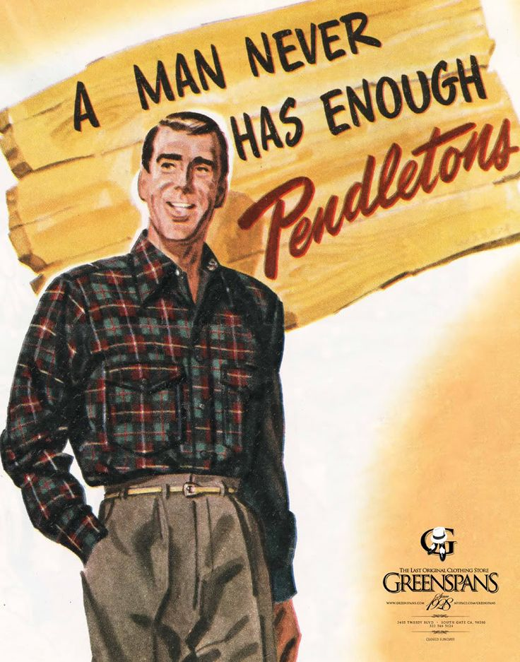 Trove General Store Blog » Archive » Pendleton Posters – Can Be on your Wall