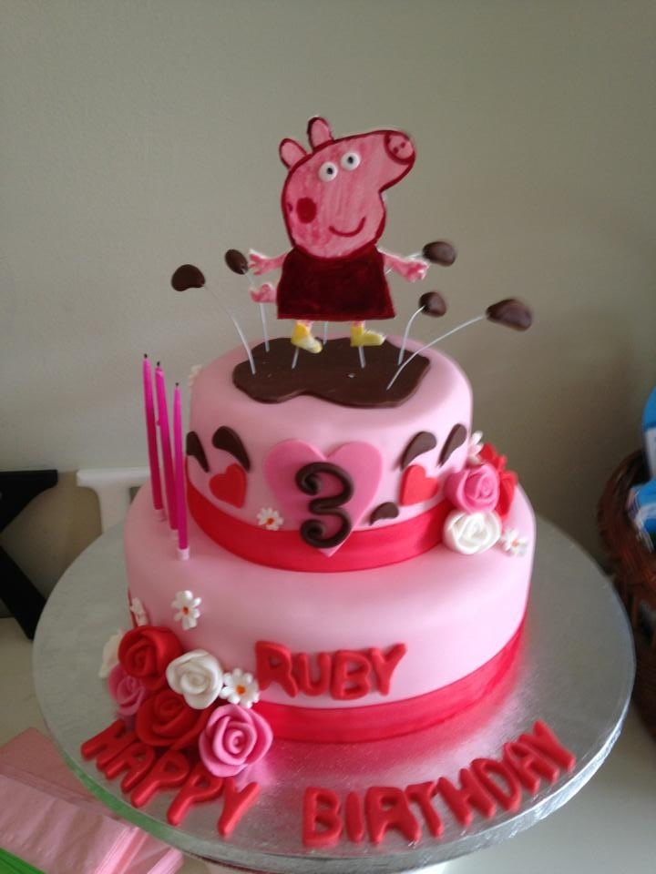 Cowgirl Party Cake Ideas