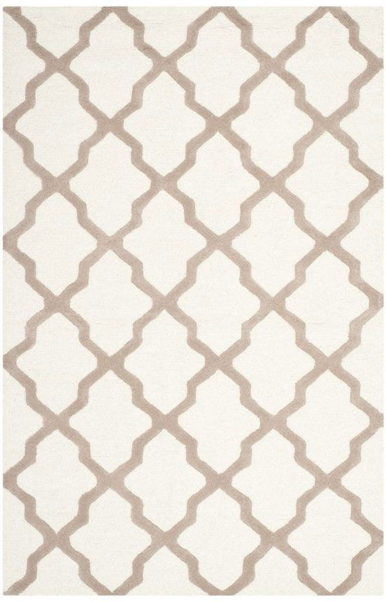 Safavieh Cambridge CAM121 Ivory Beige Rug