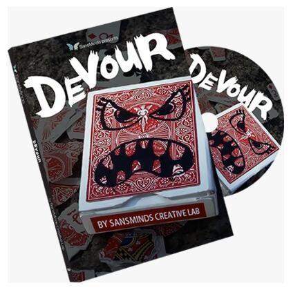 >> Click to Buy << New Arrivals Devour (DVD and Gimmick) SansMinds - Magic Trick,Street Magic,Close Up,illusion,Fun,Card Magic #Affiliate