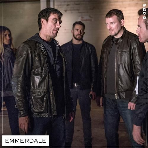 Coming up on Emmerdale...Debbie's back and is soon staring danger in the face but she has her bad boy Dad Cain and former lover Ross Barton at her side! Emmerdale, January 2017