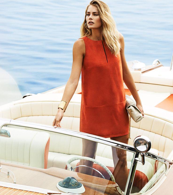 Luisa Spagnoli campagna Miss seventies