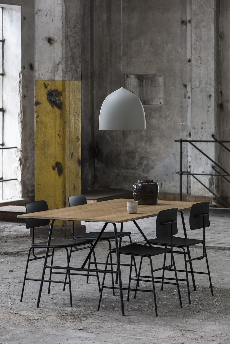 Sincera Table, a light table with no equals. Two sizes and two colour ways // Bent Hansen