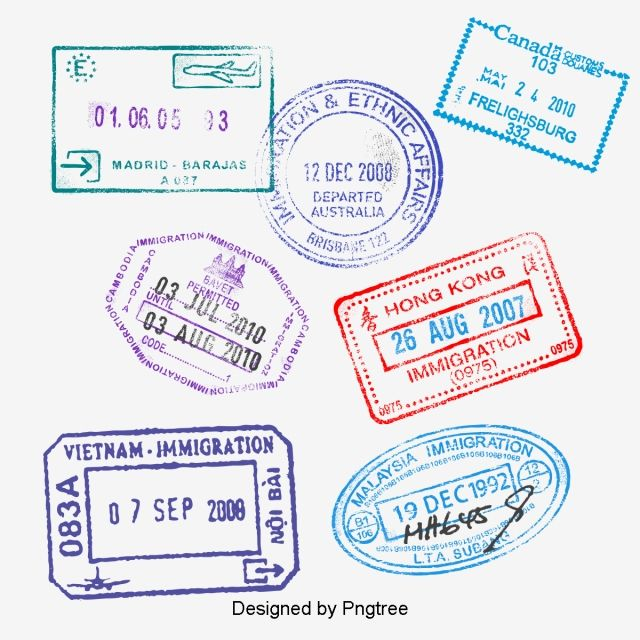 Along With Vector Clipart Clipart Postmark Stamp Png Transparent Clipart Image And Psd File For Free Download Travel Clipart Clip Art Airplane Vector